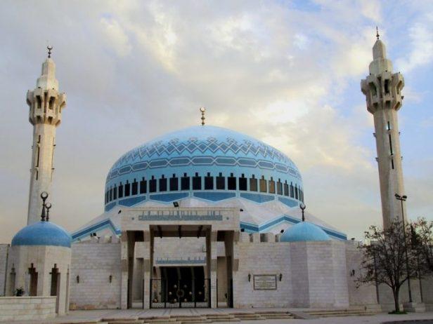 Kral Abdullah Camii