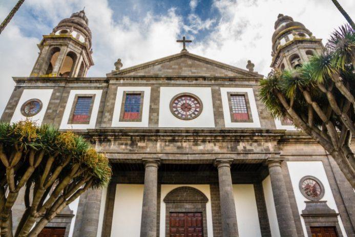 San Cristóbal de La Laguna Katedrali