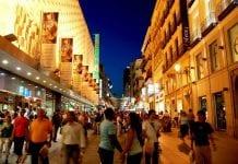 Madrid Alışveriş Bölgesi