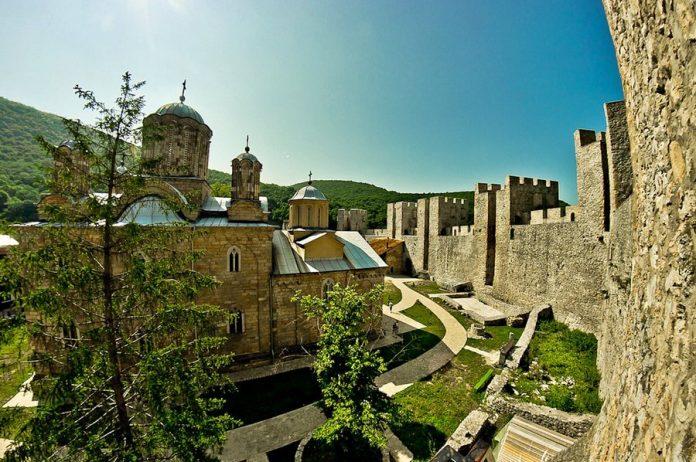 Manasjia Manastırı