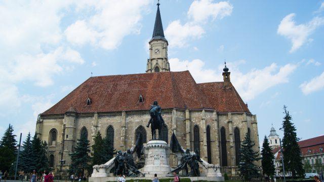 Matthias Corvinus Anıtı