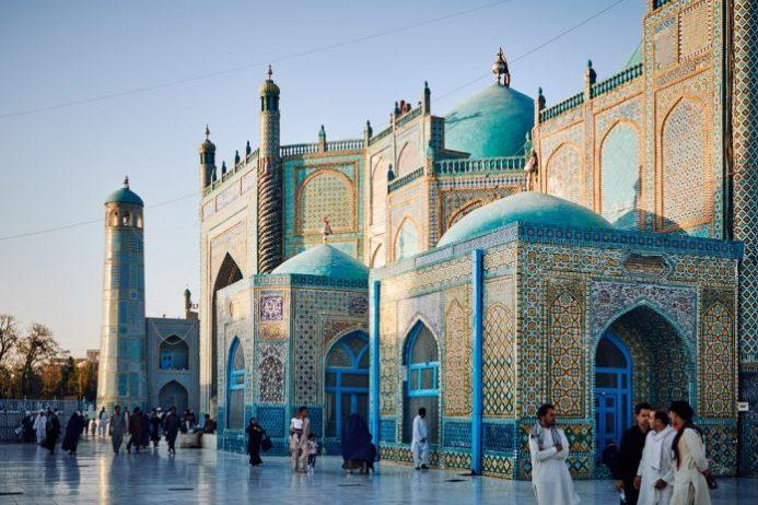 Mazar-e Sharif
