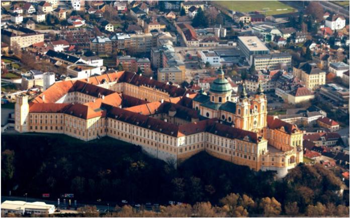 melk manastırı
