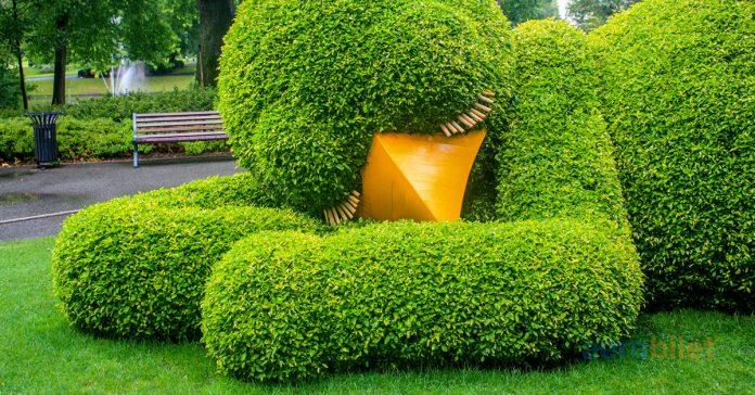 Nantes Botanik Bahçesi