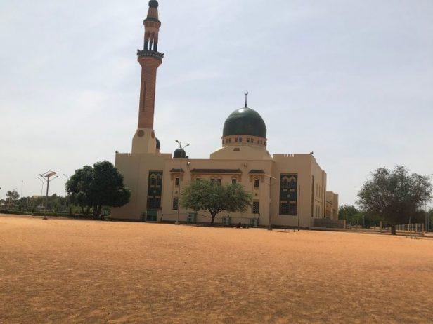 Niamey Büyük Cami