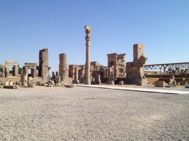 Pasargad Antik Şehri