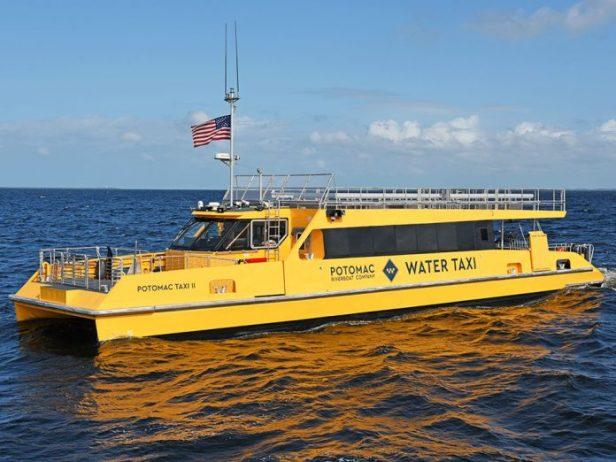 Potomac Riverboat