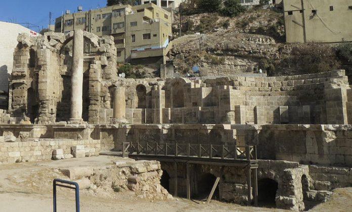 Roma Nymphaeum