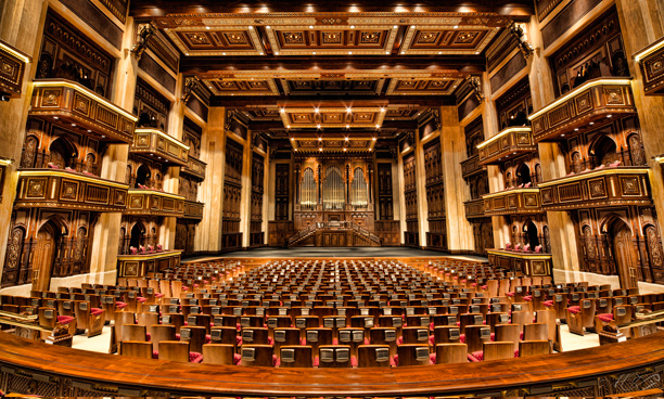 Royal Opera Evi