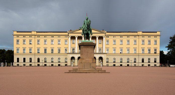 Norveç Royal Sarayı