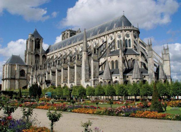 Saint Etienne Katedral