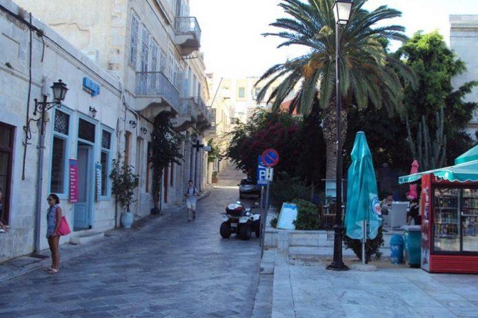Siros Sokakları