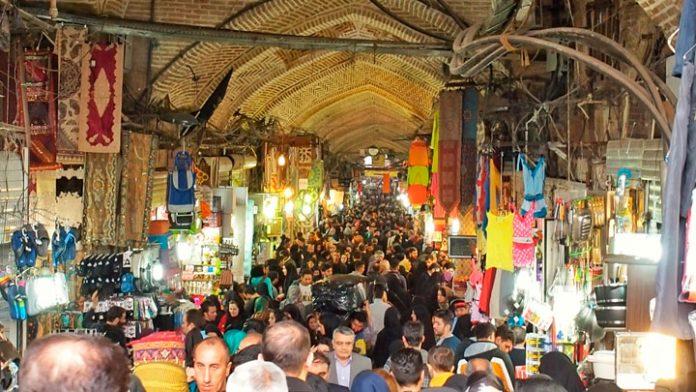Tahran Çarşısı