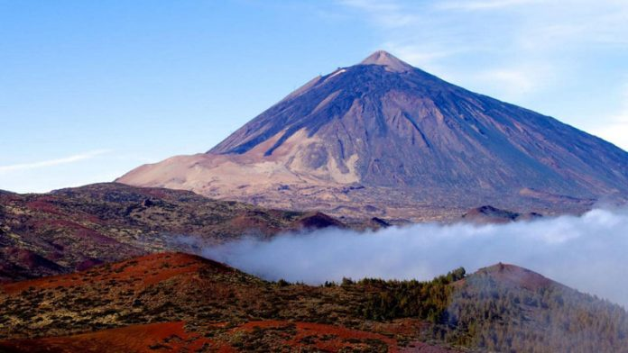 Teide Yanardağı ve Ulusal Parkı
