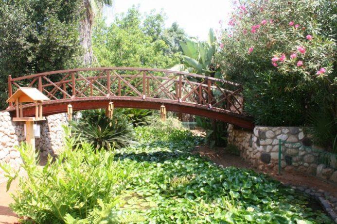 Tel Aviv Botanik Bahçesi