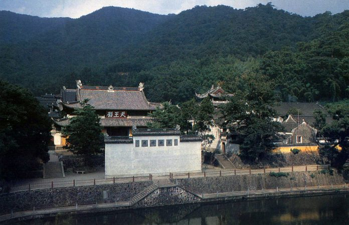 Tiantong Tapınağı
