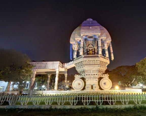 Valluvar Kottam Anıtı