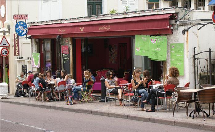 Ventilo Caffe