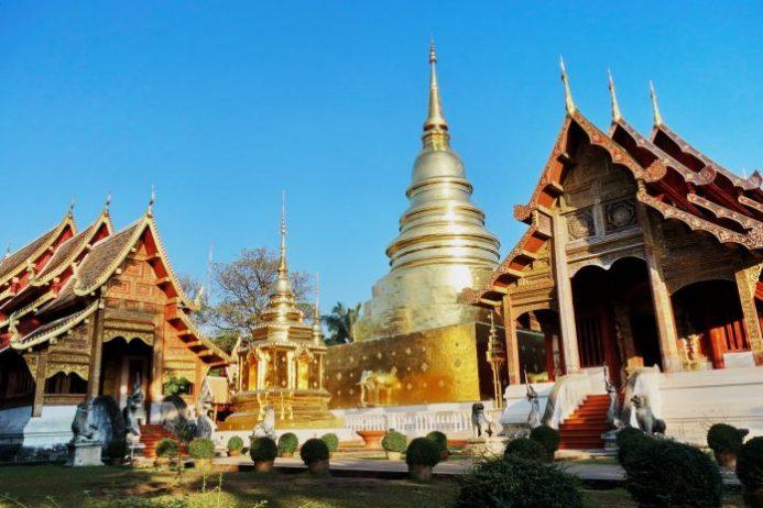 Wat Phra Singh Tapınağı