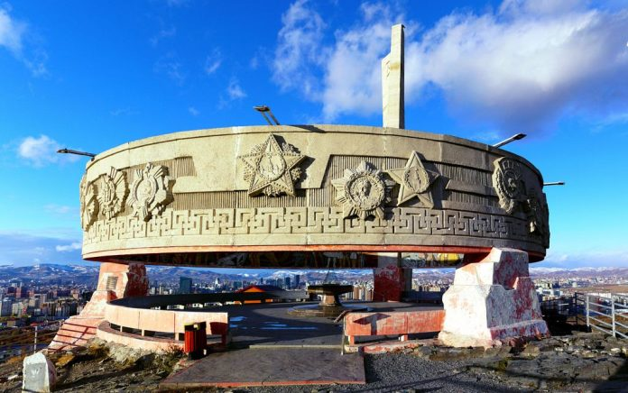 Zaisan Anıtı