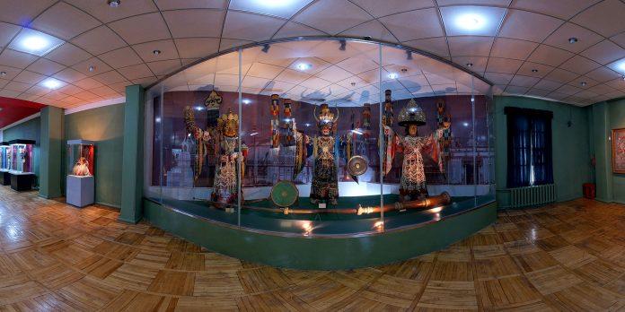 Zanabazar Güzel Sanatlar Müzesi