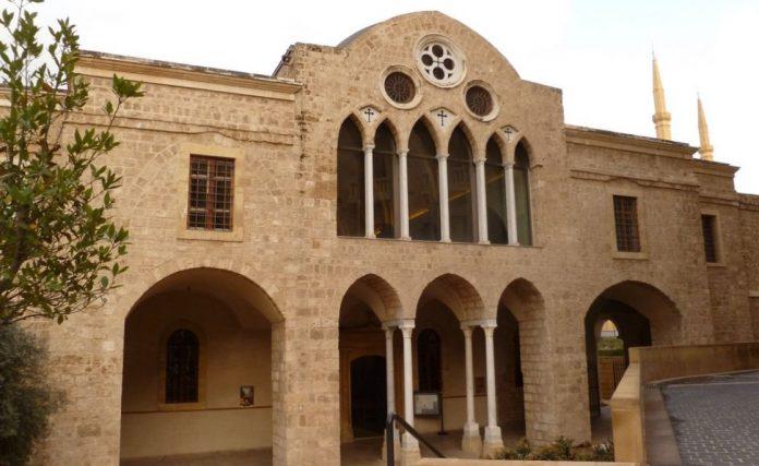 Aziz George Yunan Ortodoks Katedrali