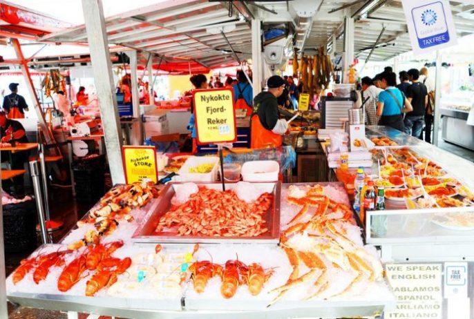 Balık ve Çiçek Marketi