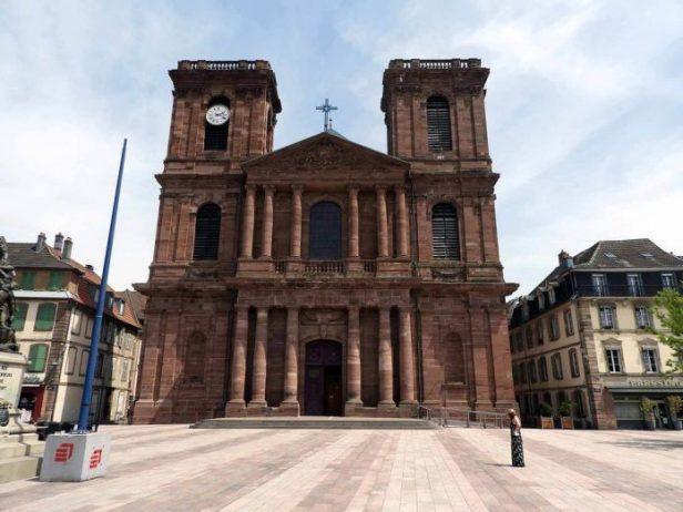 Belfort Katedrali
