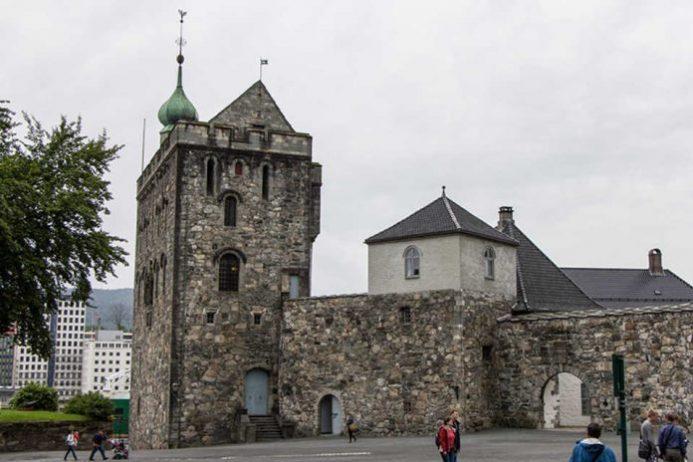 Bergenhus Kalesi