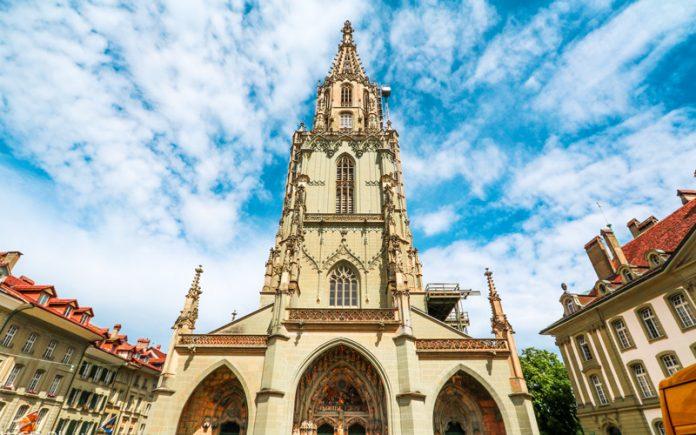 Bern misnter Katedrali