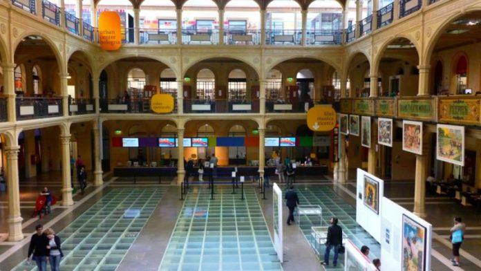 Biblioteca Salaborsa