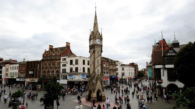 Haymarket Anıtı ve Saat Kulesi