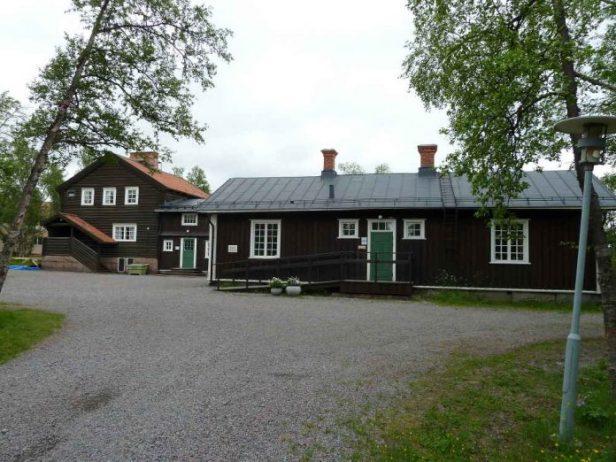 Hjalmar Lundbohmsgarden