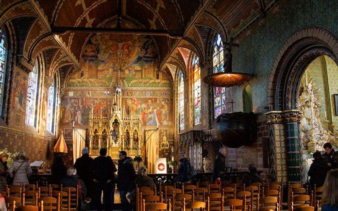 Kutsal Kan Bazilikası