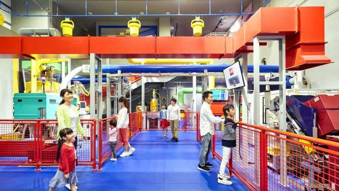 Lego Factory Tour
