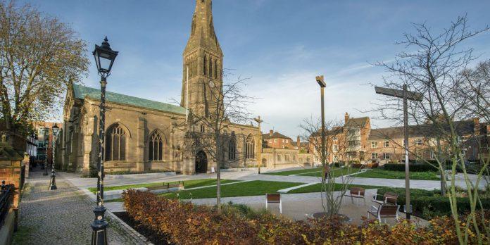 Leicester Katedrali