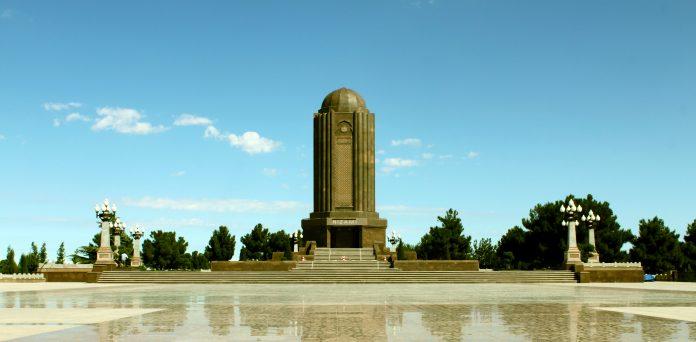 Nizami Gencevi Anıt Mezarı
