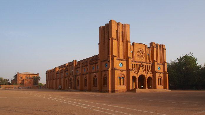 Ouagadougou Katedrali