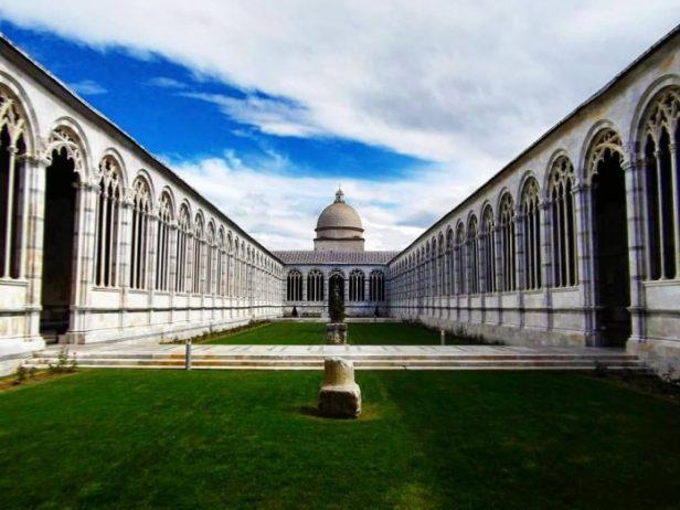 Pisa Anıt Mezarlığı