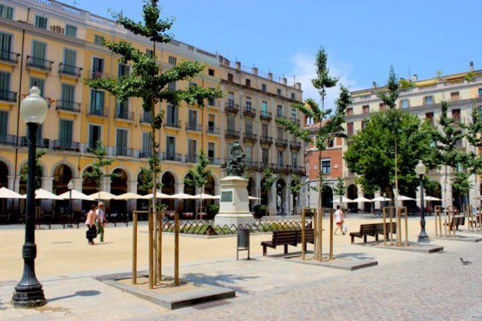 Plaça de la Independencia