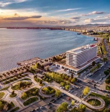 Selanik, Makedonia Palace