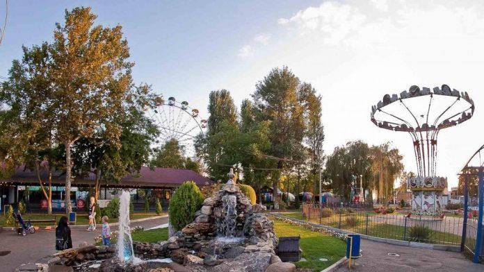 The Solnechny Ostrov Parkı