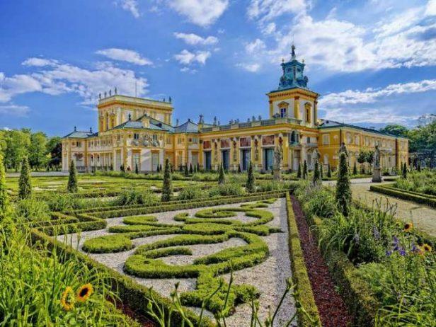 Wilanow Sarayı