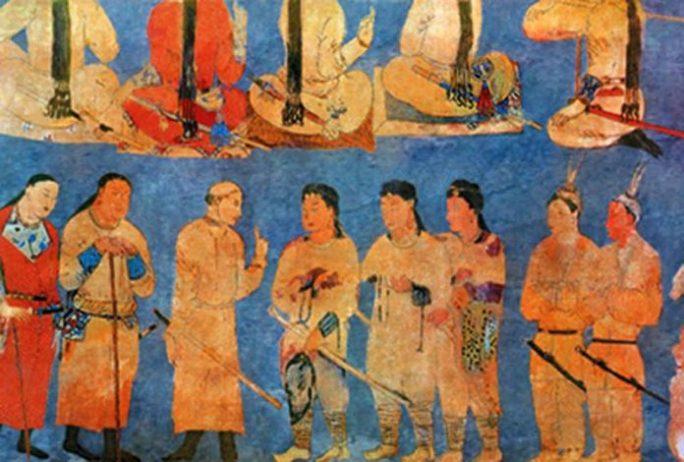 afrasiyab semerkand müzesi