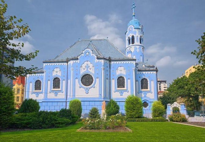 aziz elizabeth kilisesi