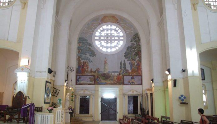 Aziz Mary Katedrali