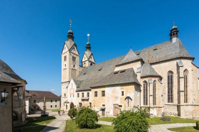 aziz mary kilisesi