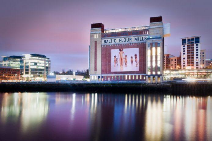 baltic contemporary art gallery