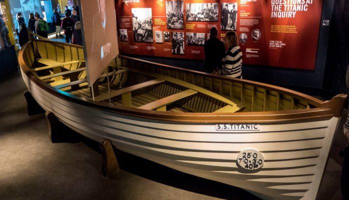 titanik müzesi