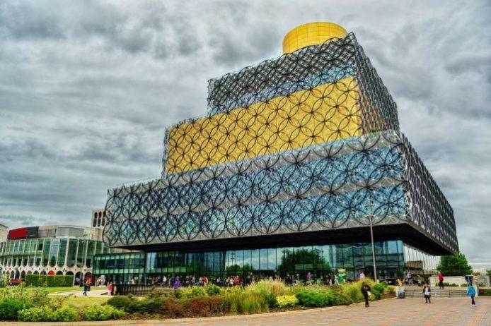 Birmingham Kütüphanesi